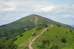 Malvern Hills near to Hanley Swan
